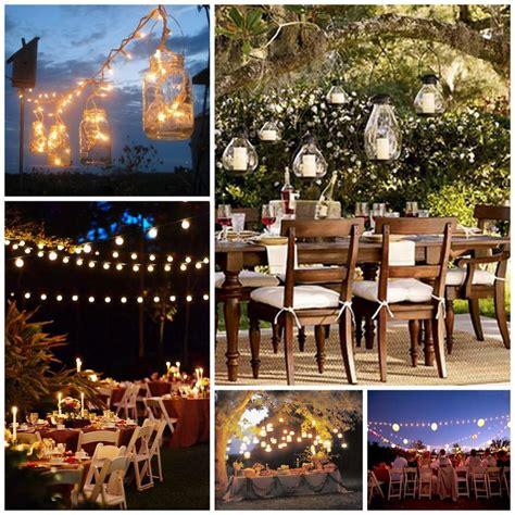 Lights Wedding Pinterest Rustic Wedding And Wedding