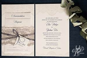 elise josh39s lace letterpress wedding invitation suite With wedding invitations jersey city