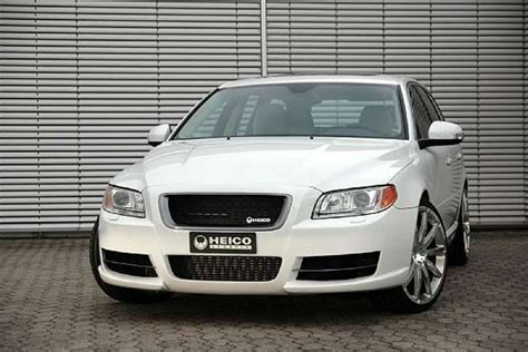 volvo  hs  heico review top speed