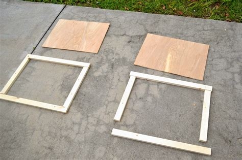 how to make simple cabinet doors seesaws and sawhorses diy simple cabinet doors