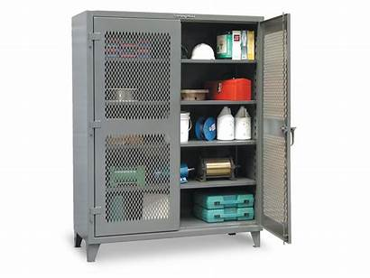 Ventilated Storage Industrial Cabinet Cabinets Doors Stronghold