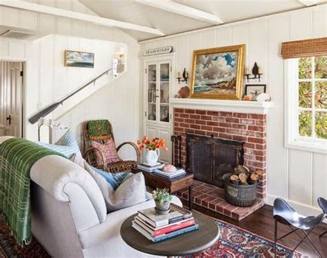 How To Incorporate Brick And Stone In A Lakeside Nautical
