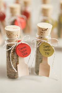 make your own adorable spice dip mix wedding favors diy With cheap diy wedding favors