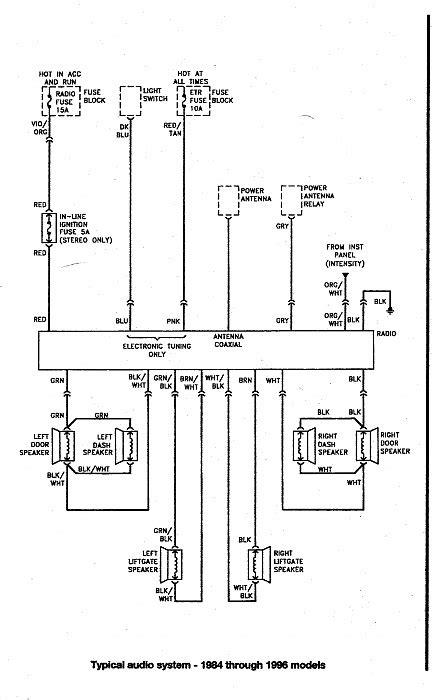 cherokee radio head unit wires jeep cherokee forum