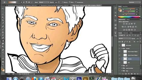 Coloring Tutorial Photoshop by Digital Photoshop Coloring Tutorial