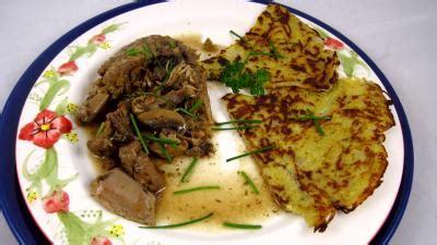 recette cuisine lyonnaise criques à la lyonnaise supertoinette la cuisine facile