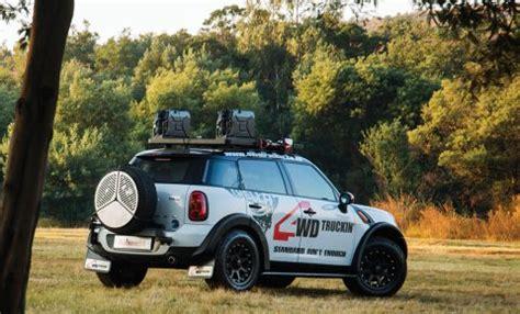 4wd Truckin' Mini Countryman 16  Leisure Wheels