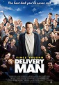 Delivery Man (#3 of 6): Extra Large Movie Poster Image ...