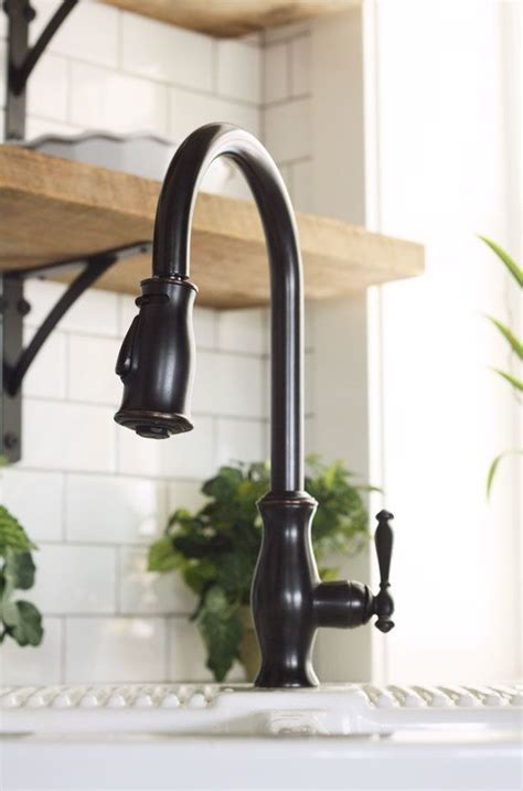 country style kitchen faucets 25 tips to get the kitchen rubbed bronze