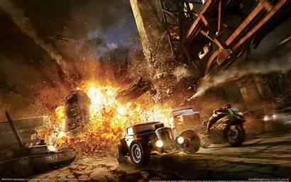 Motorstorm Apocalypse Evolution Studios Wallpapers Action Background