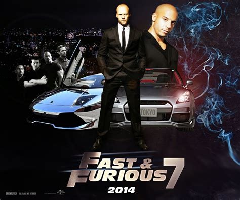 Hq Wallpapers Fast And Furious 7 Movie Wallpapers