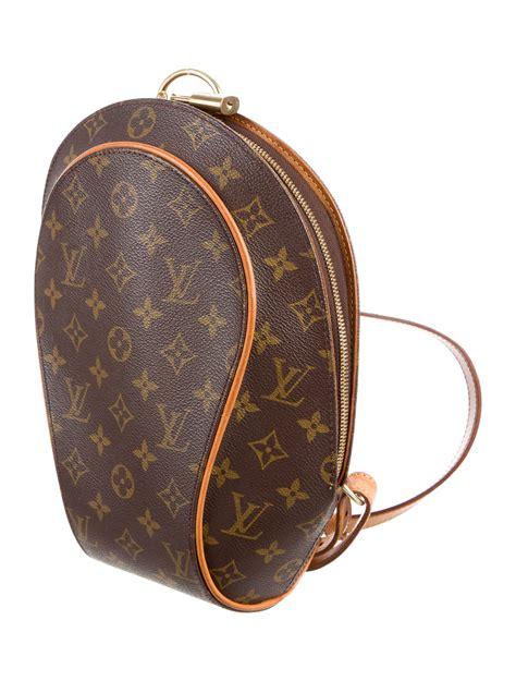 louis vuitton monogram ellipse backpack handbags lou  realreal
