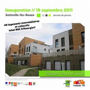 Sotteville Les Rouen : calam o inauguration sotteville les rouen r sidence rue cit grenet ~ Medecine-chirurgie-esthetiques.com Avis de Voitures