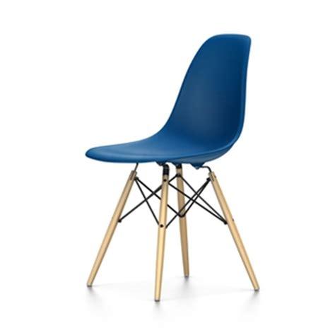 chaise eames bleu chaises dsw eames bleu dans chaise de salle à manger