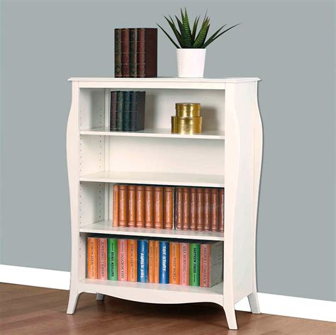 Bookcase White by White Bookcase Co565 Office Bookcases And Shelves