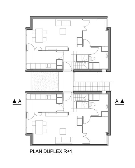 housing floor plans free duplex housing floor plans house design plans