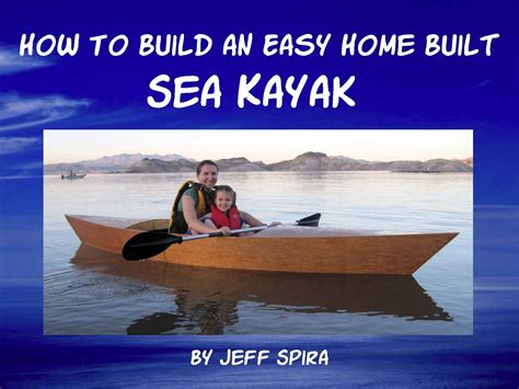 Canoe And Boat Building Pdf by Free Plans For The Huntington Harbor Kayak Boat