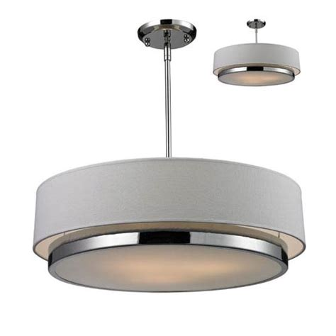 white drum pendant light fixture bellacor white drum