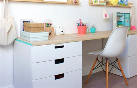 bureau avec rangement ikea bureau ikea cuisine en image