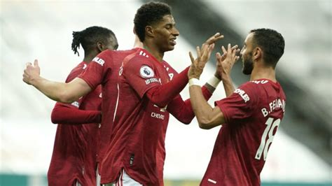 Newcastle United 1-4 Manchester United: Report, Ratings ...