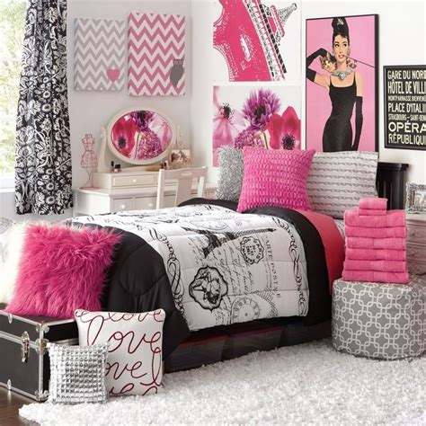 paris bedroom ideas  pinterest paris decor