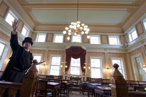 La Salle De La Société De Hartford Hartford Ct :  Sur Le Chemin De La Liberté