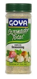goya sazonador total cooking wiki