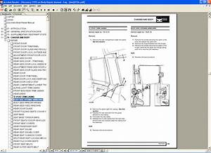 Land Rover Discovery 3 Workshop Manualpdf