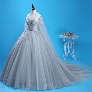 100%real light grey long cloak ball gown medieval dress ...