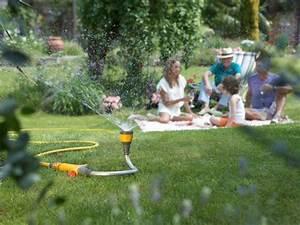 Arrosage Automatique Pelouse : quel syst me d 39 arrosage automatique pour mon jardin ~ Melissatoandfro.com Idées de Décoration