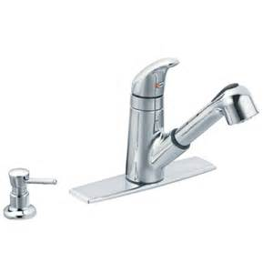 Moen Single Handle Kitchen Faucet Moen Integra 1 Handle Kitchen Faucet Réno Dépôt