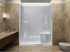 handicap wheelchair accessible  curb shower packages