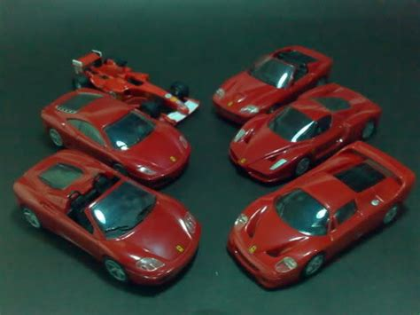 alarawang   shell  power ferrari car collection
