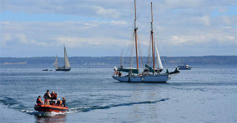 Wooden Boat Festival by Wooden Boat Festival Northwest Maritime Center