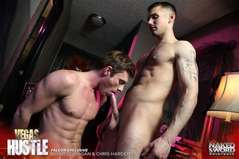 brent corrigan fucks chris harder in vegas hustle episode 2