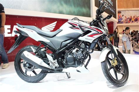 Cb150r Streetfire Image by 2013 Honda Cb150r Streetfire Unveiled In Indonesia