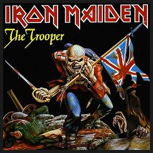 IRON MAIDEN | The trooper - Nuclear Blast