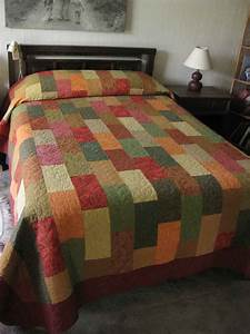 what is your favorite easy quilt pattern