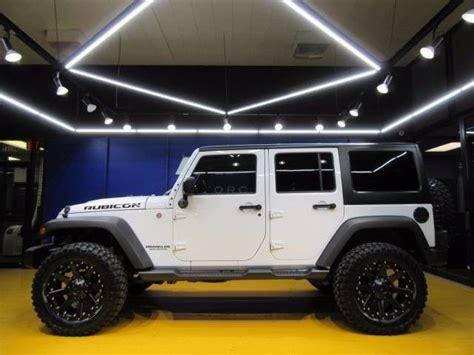 Jeep Wrangler Unlimited Rubicon 4wd 20