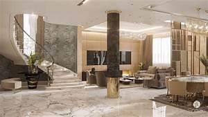 Modern, Home, Interior, Design, In, Dubai