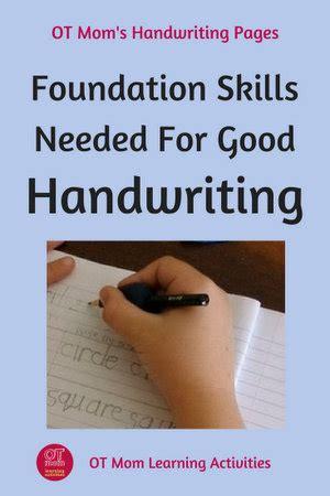 handwriting  kids