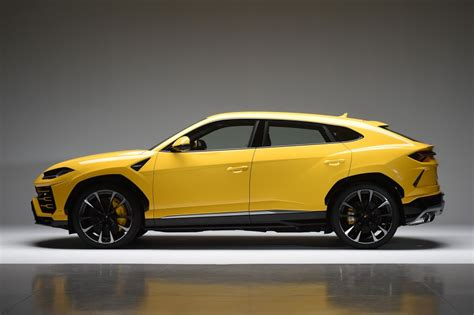 2019 Lamborghini Urus Suv Finally Unveiled — The Brand's