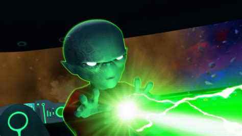 green lantern the animated series s01e24 scarred