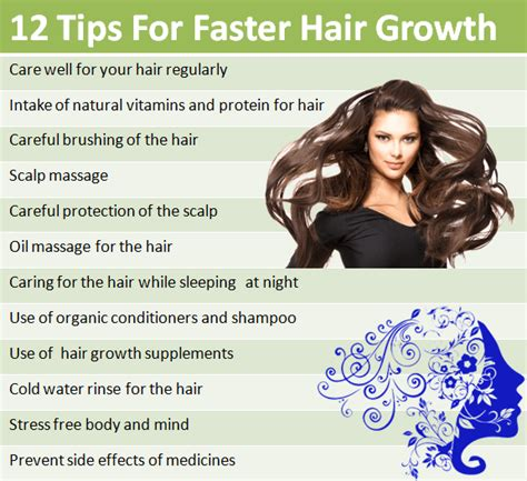 Hair Tips by Practical Tips On How To Grow Your Hair Faster And Thicker