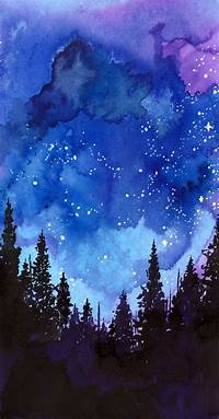 creative painting ideas 19 Incredibly Beautiful Watercolor Painting Ideas - Homesthetics - Inspiring ideas for your home.