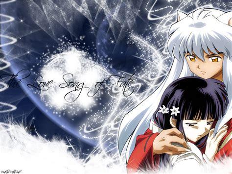 Inuyasha Anime Wallpaper - inuyasha kikyo anime wallpaper 28631175 fanpop