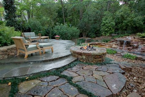 houston landscaping patio modern with lawn contemporary