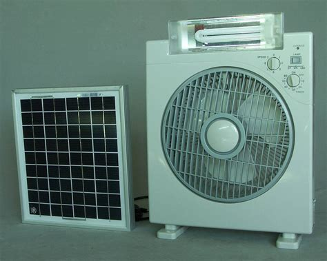 China Solar Box Fan Sf 12v10e China Solar Fan Solar Product