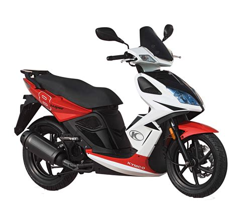 2012 Kymco Super 8 150 Review  Top Speed