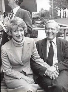 Image result for caroline and tony benn